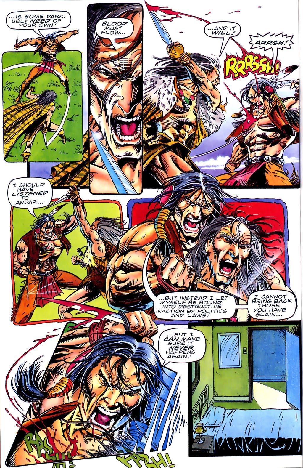 Read online Turok, Dinosaur Hunter (1993) comic -  Issue #41 - 13