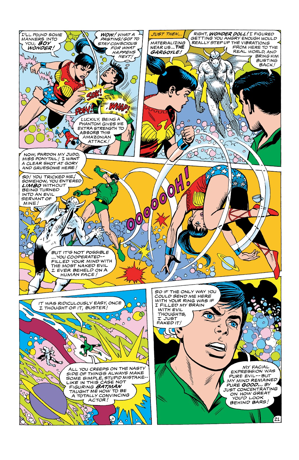 Teen Titans (1966) issue 14 - Page 22