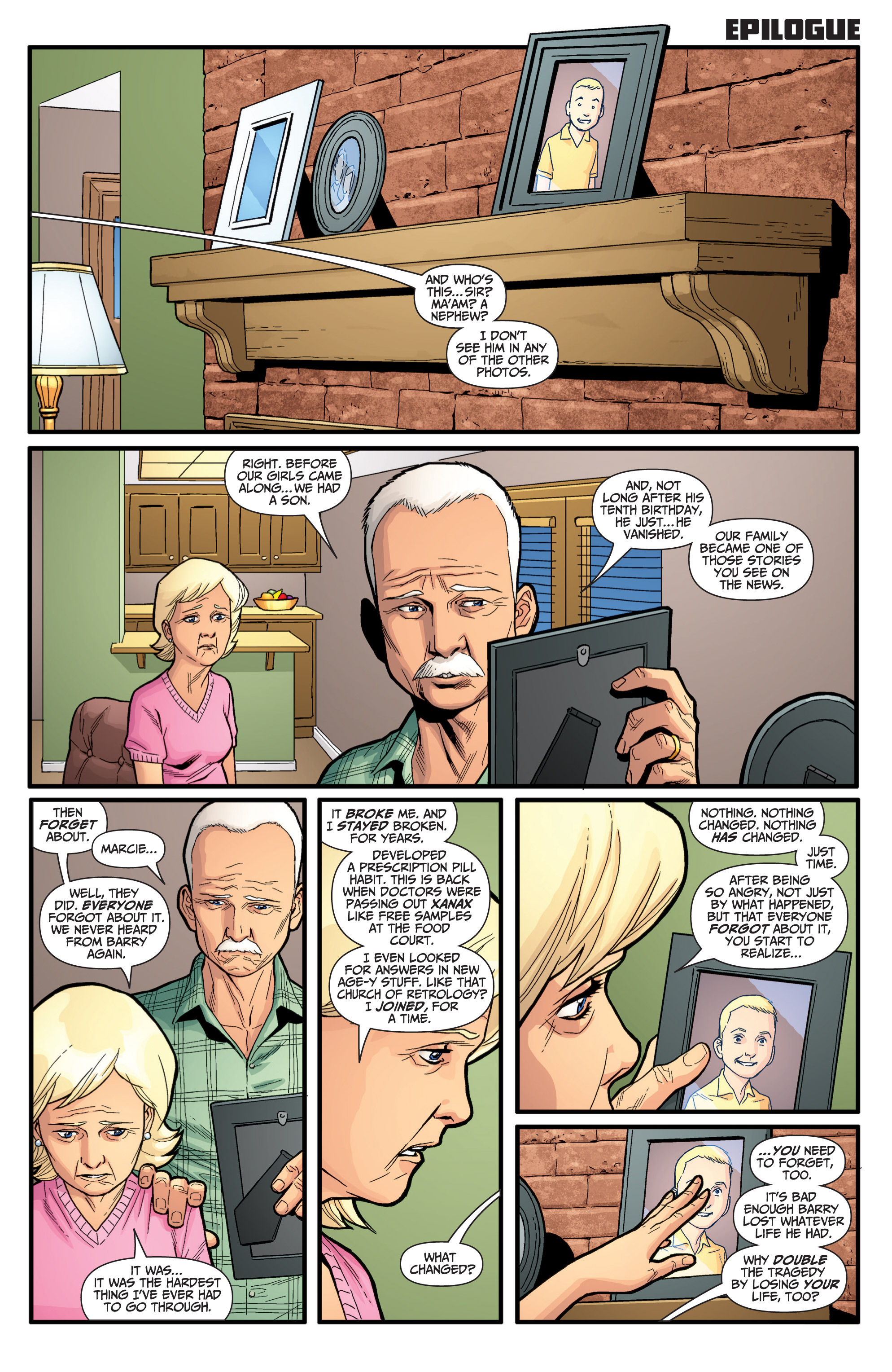 Read online Archer and Armstrong comic -  Issue #Archer and Armstrong _TPB 6 - 95