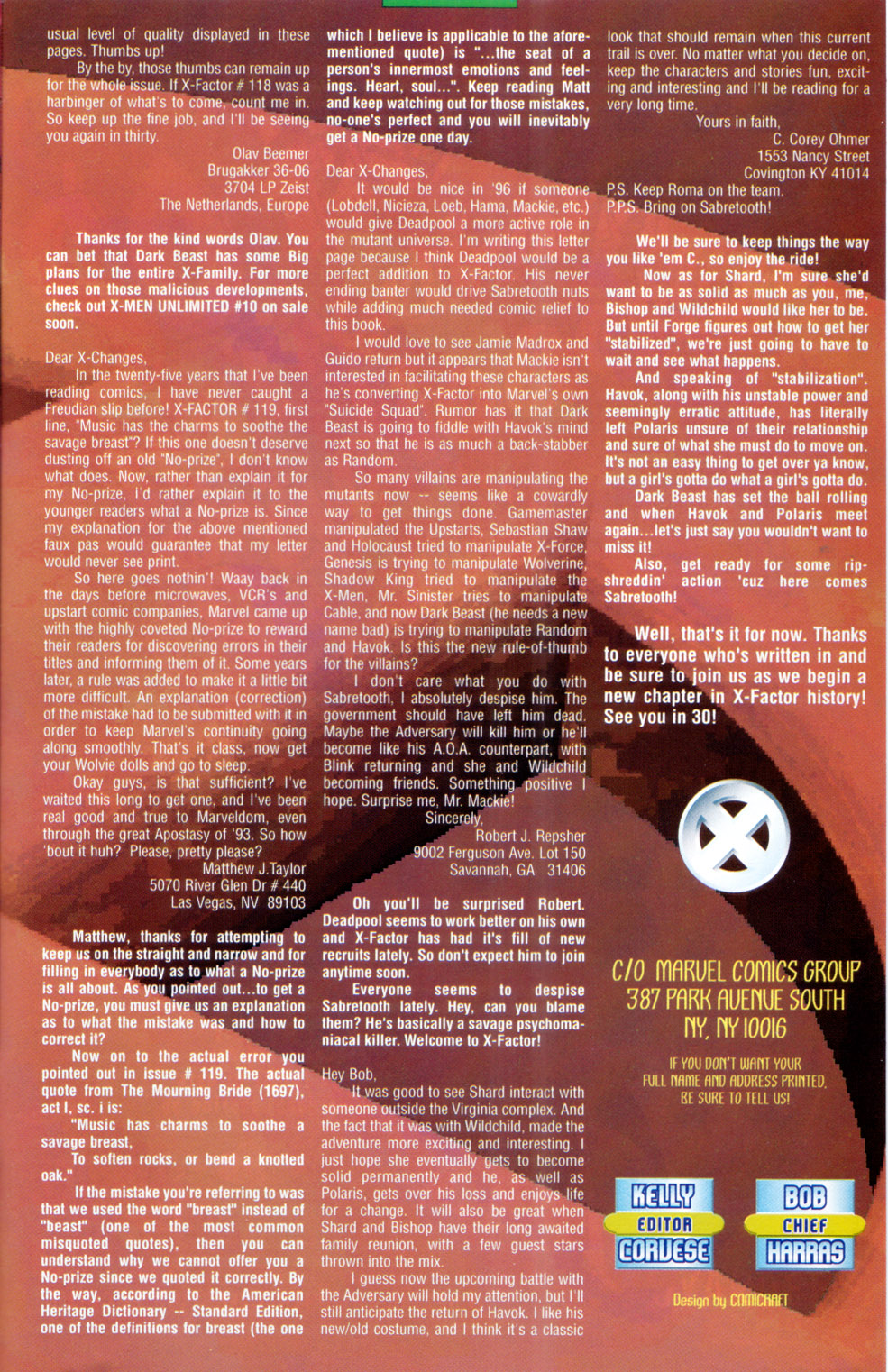 Read online X-Factor (1986) comic -  Issue #121 - 20