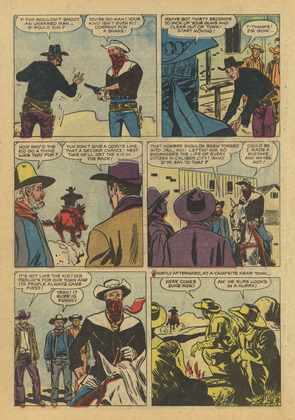 Kid Colt Outlaw issue 82 - Page 30