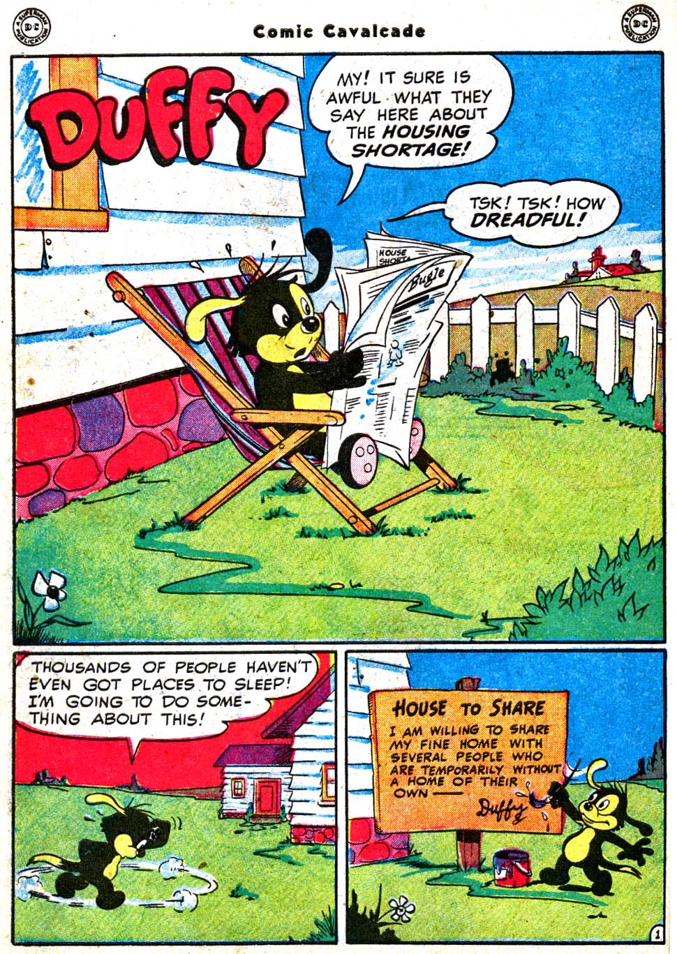 Comic Cavalcade issue 31 - Page 50