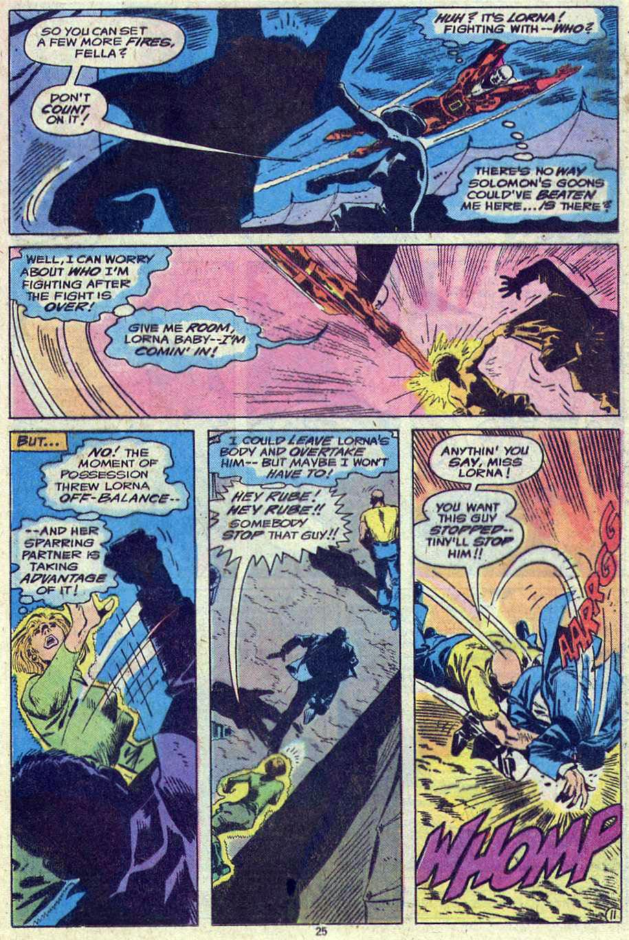 Read online Adventure Comics (1938) comic -  Issue #461 - 25