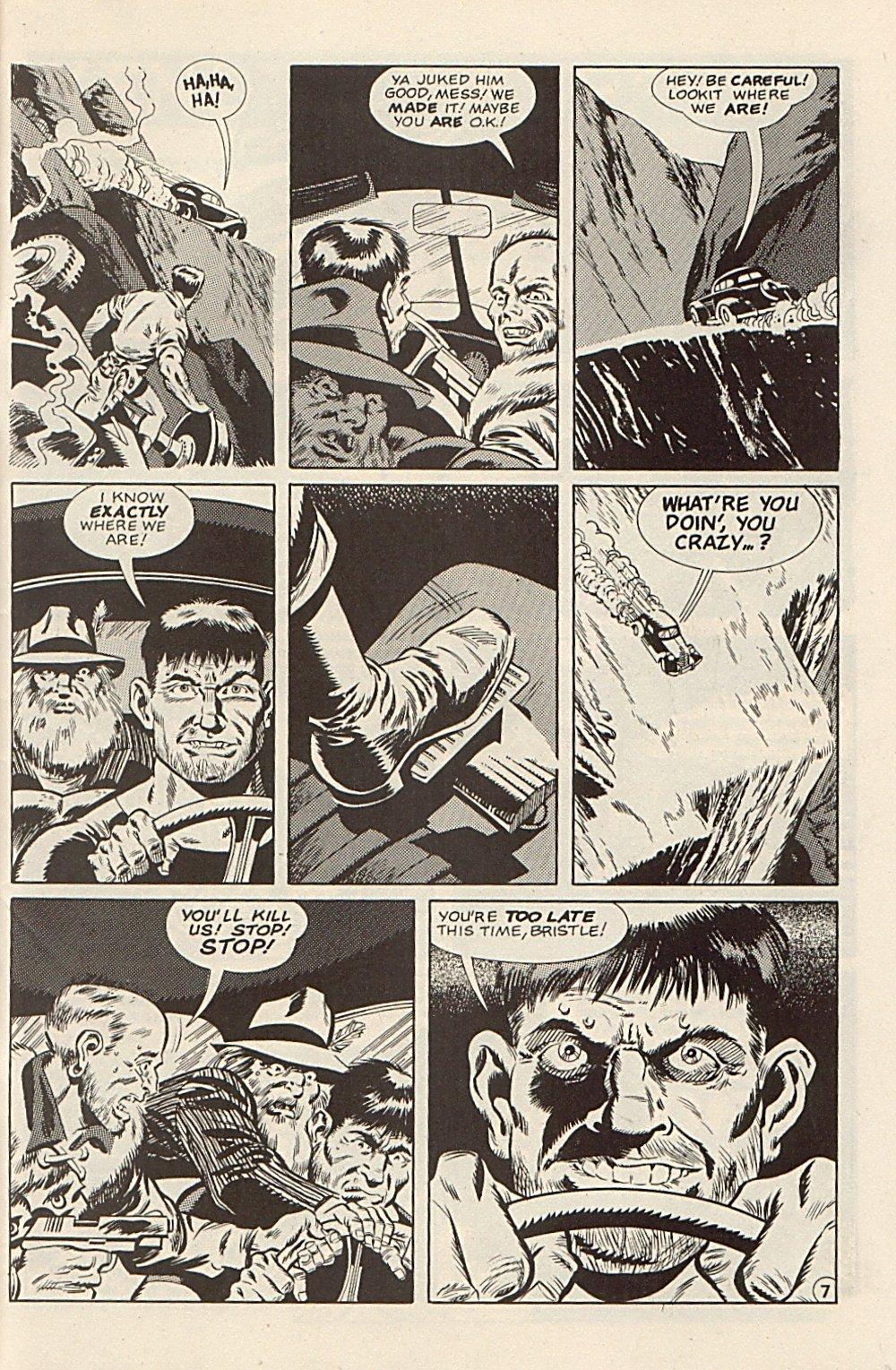Read online Xenozoic Tales comic -  Issue #3 - 30