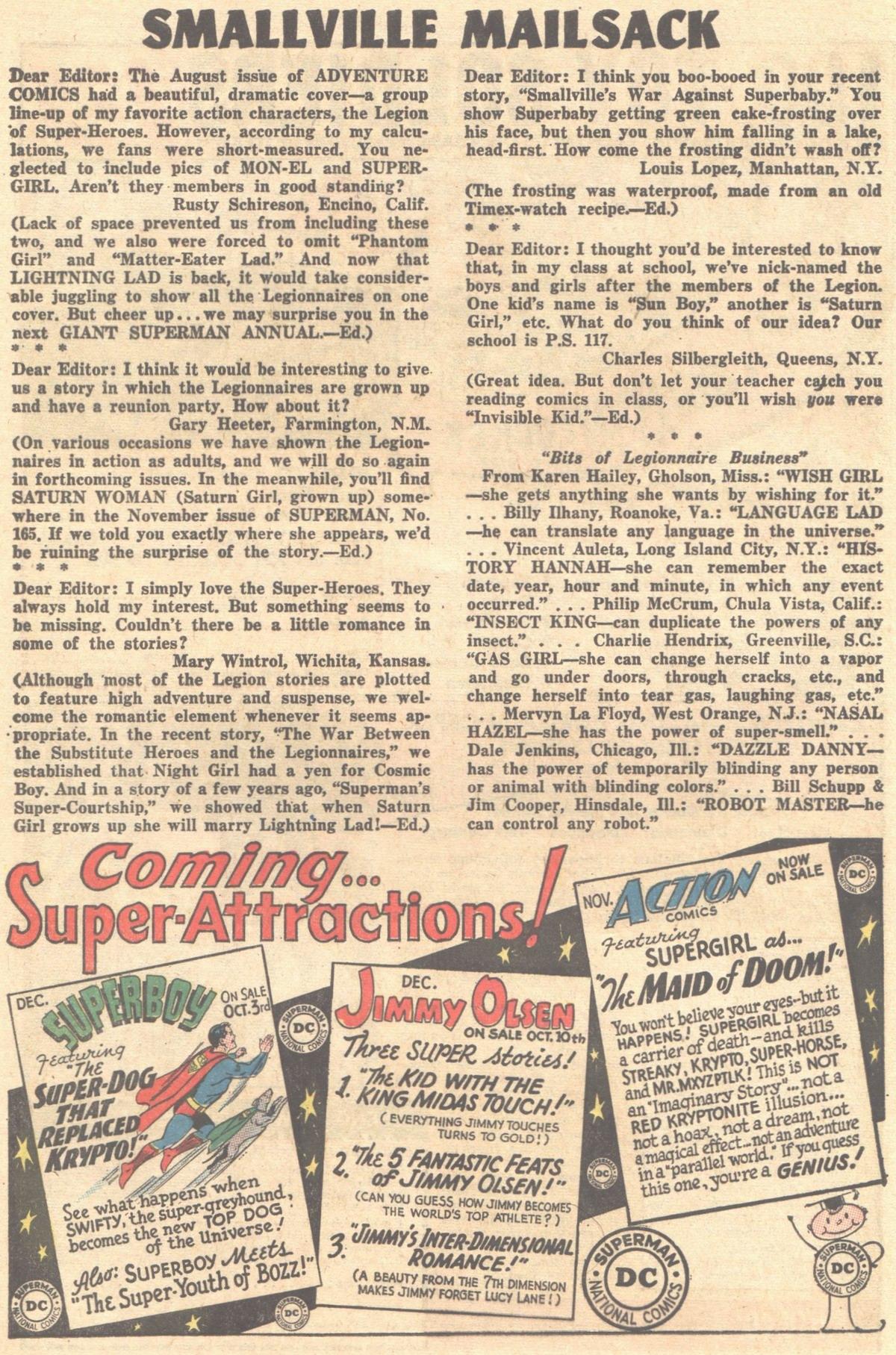 Read online Adventure Comics (1938) comic -  Issue #314 - 12