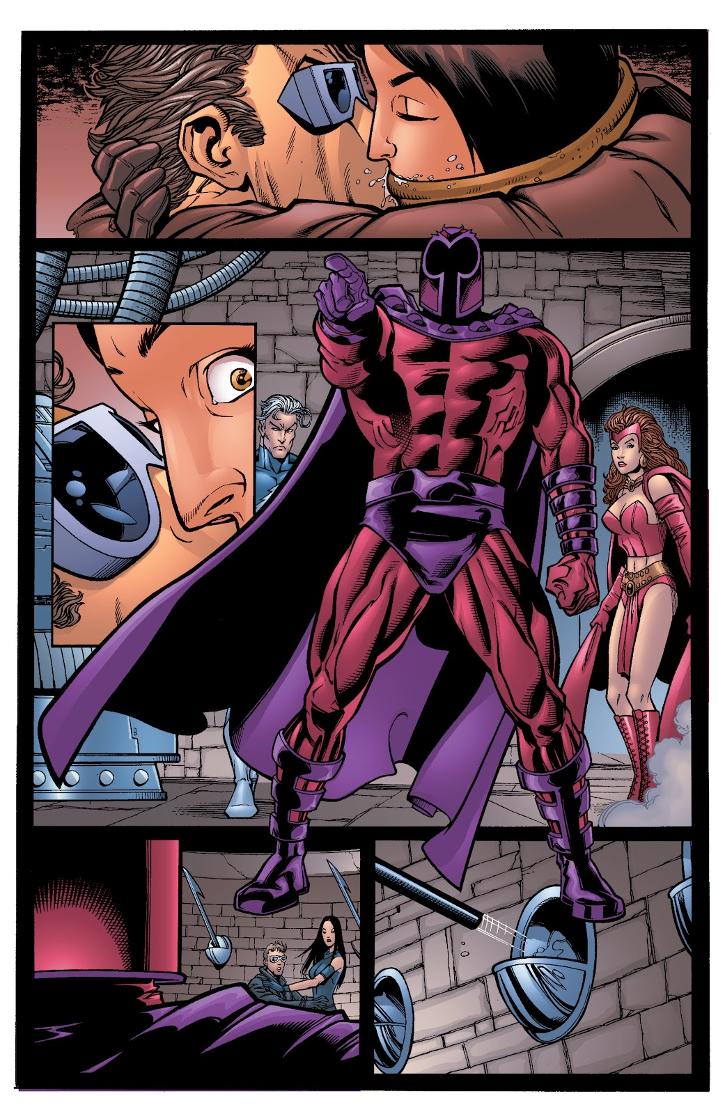 Uncanny X-Men (1963) issue 401 - Page 6