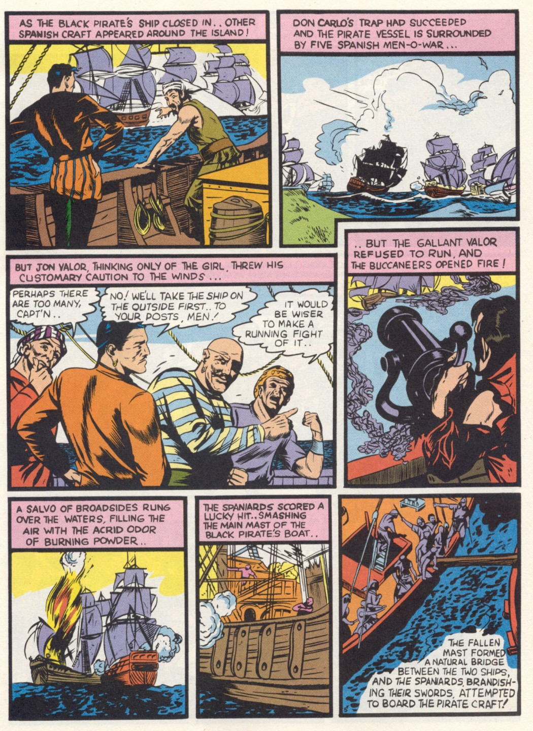 Read online Sensation (Mystery) Comics comic -  Issue #1 - 21