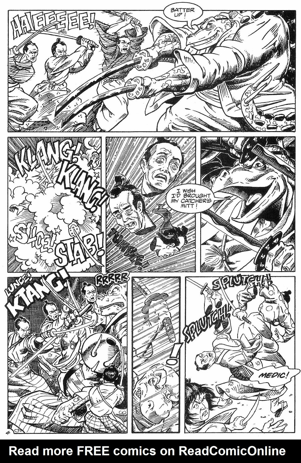 Dinosaurs For Hire (1988) issue 8 - Page 6