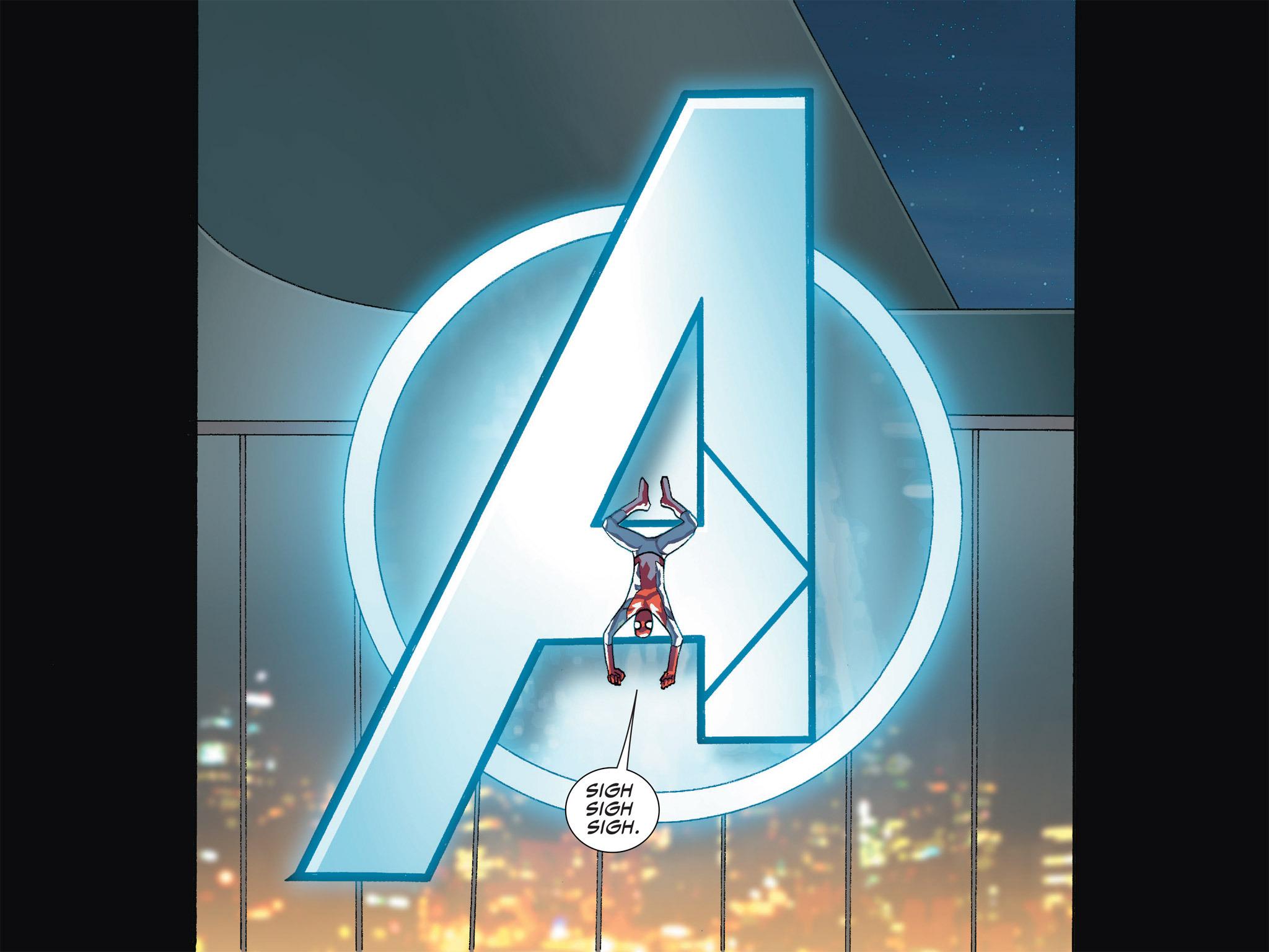 Read online Ultimate Spider-Man (Infinite Comics) (2016) comic -  Issue #4 - 27