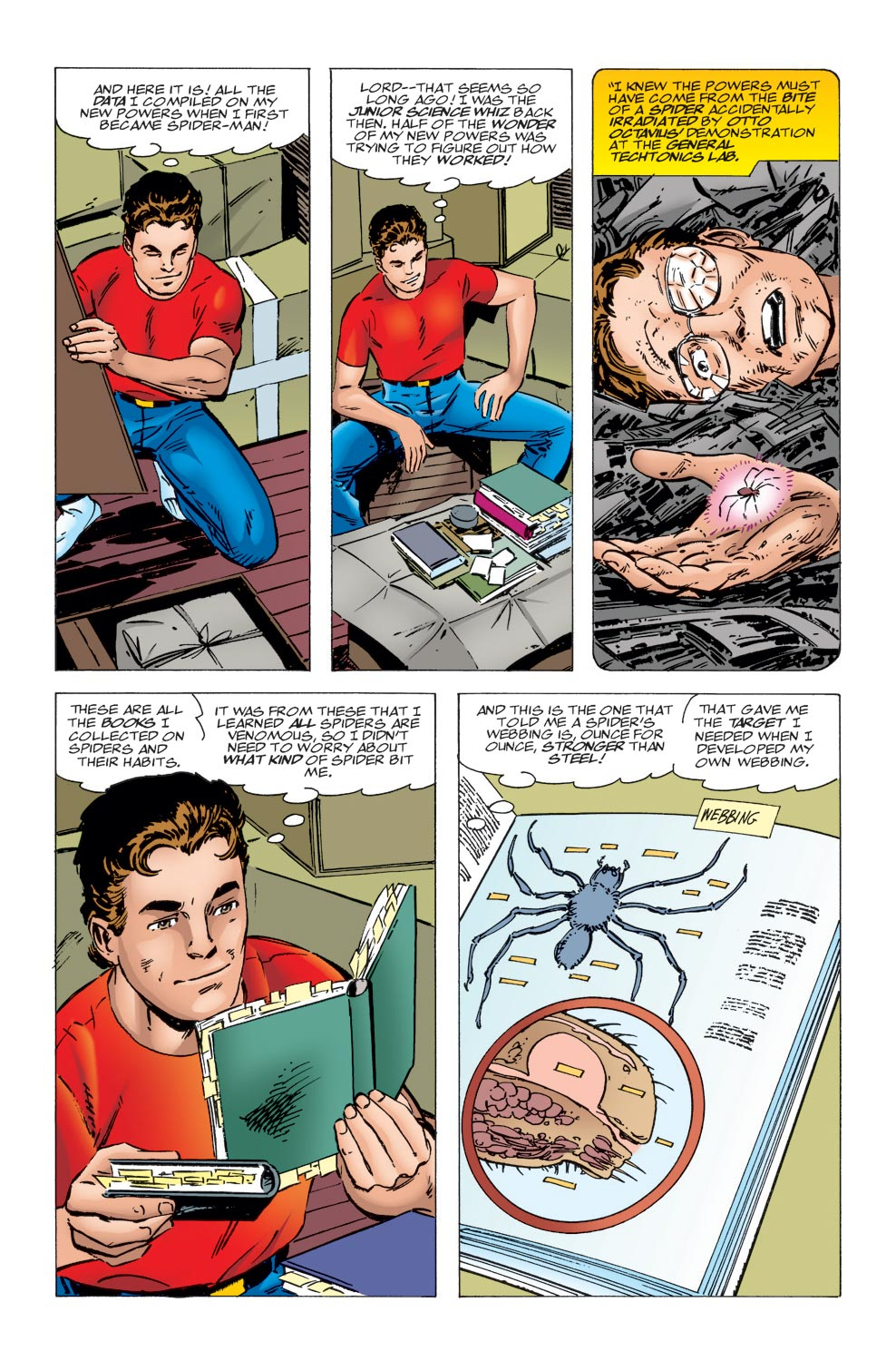 The Amazing Spider-Man (1999) 1 Page 36