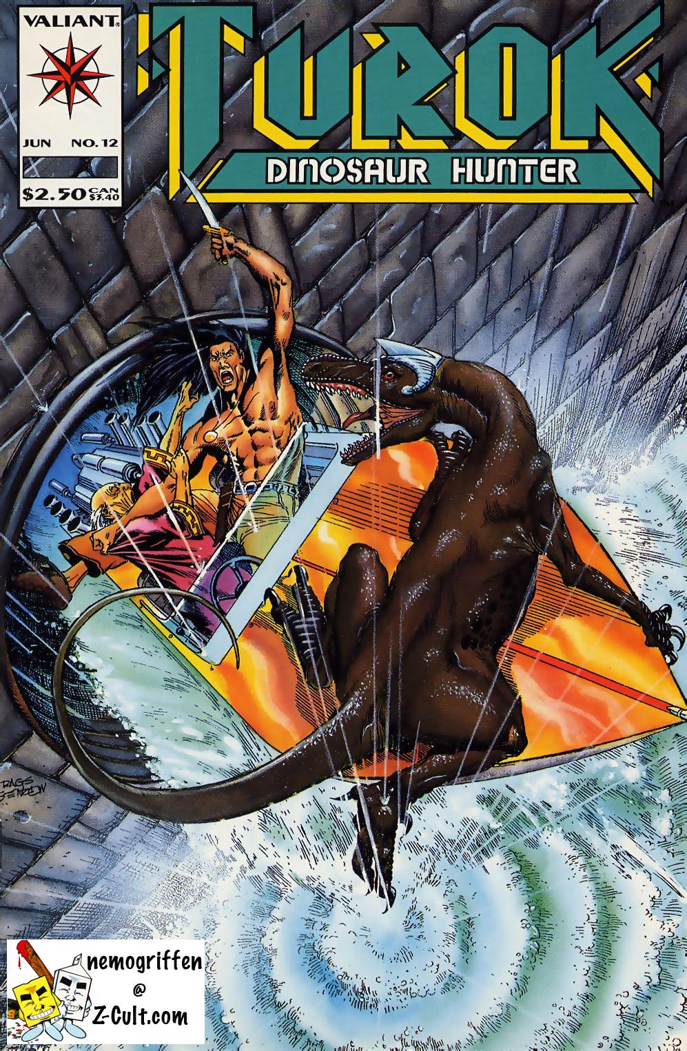 Turok, Dinosaur Hunter (1993) #12 - Read Turok, Dinosaur