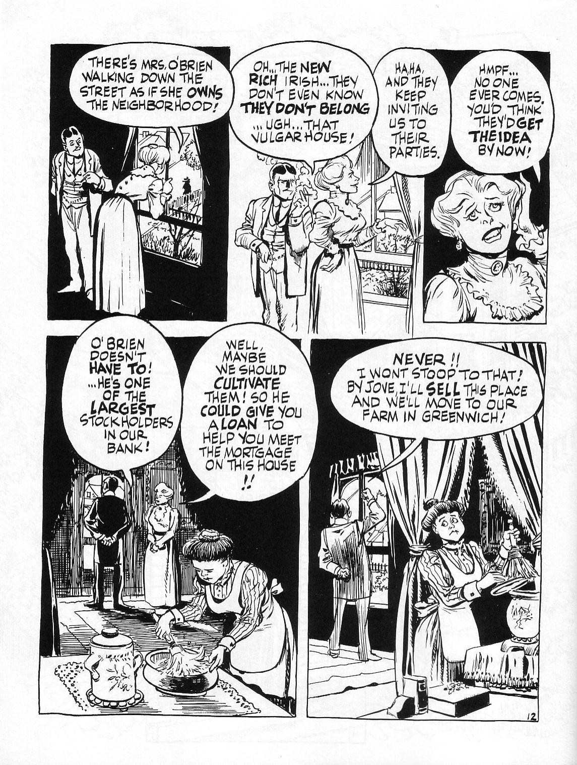 Read online Dropsie Avenue, The Neighborhood comic -  Issue # Full - 14