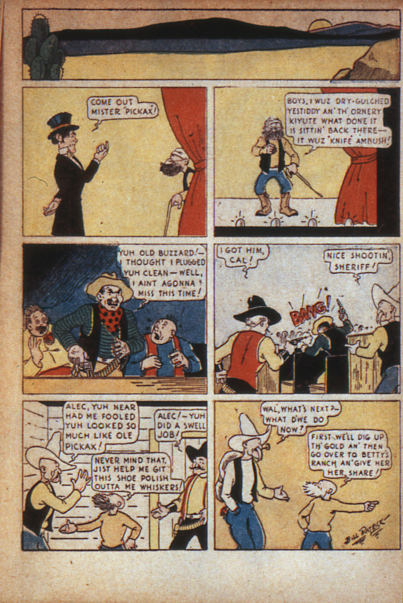 Read online Adventure Comics (1938) comic -  Issue #7 - 18