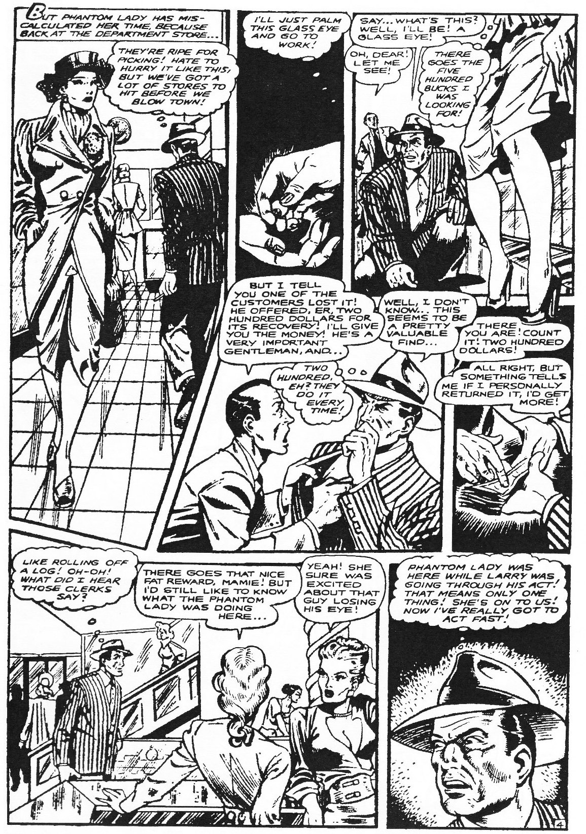 Read online Men of Mystery Comics comic -  Issue #82 - 7