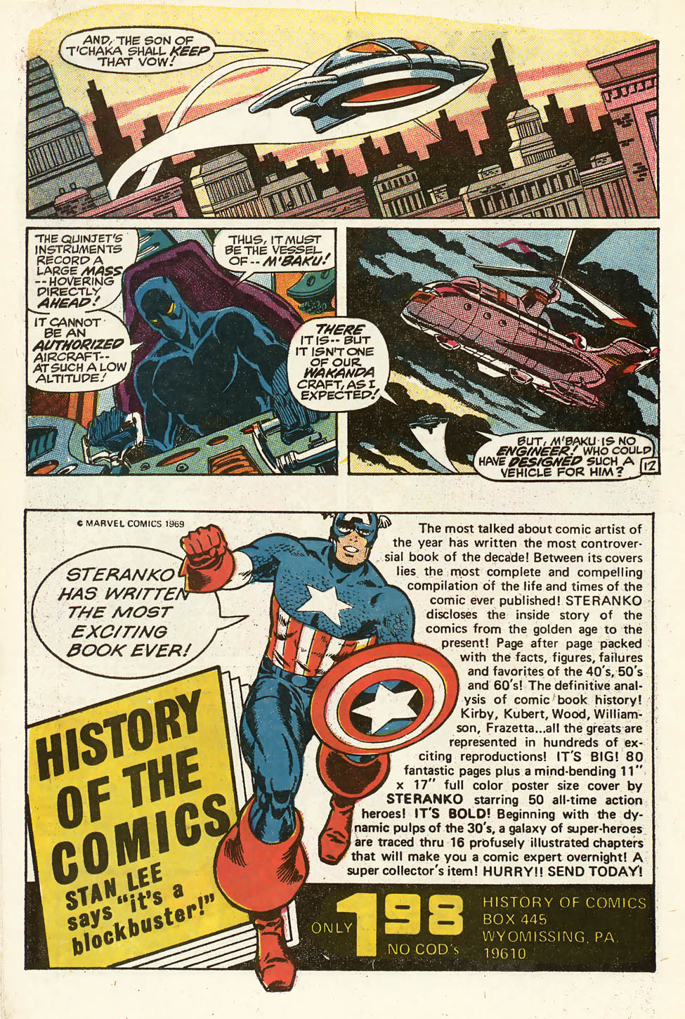 The Avengers (1963) 78 Page 12