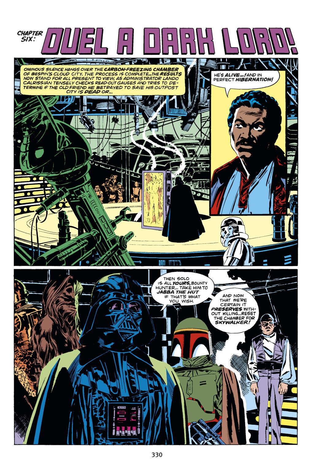 Read online Star Wars Omnibus comic -  Issue # Vol. 14 - 328