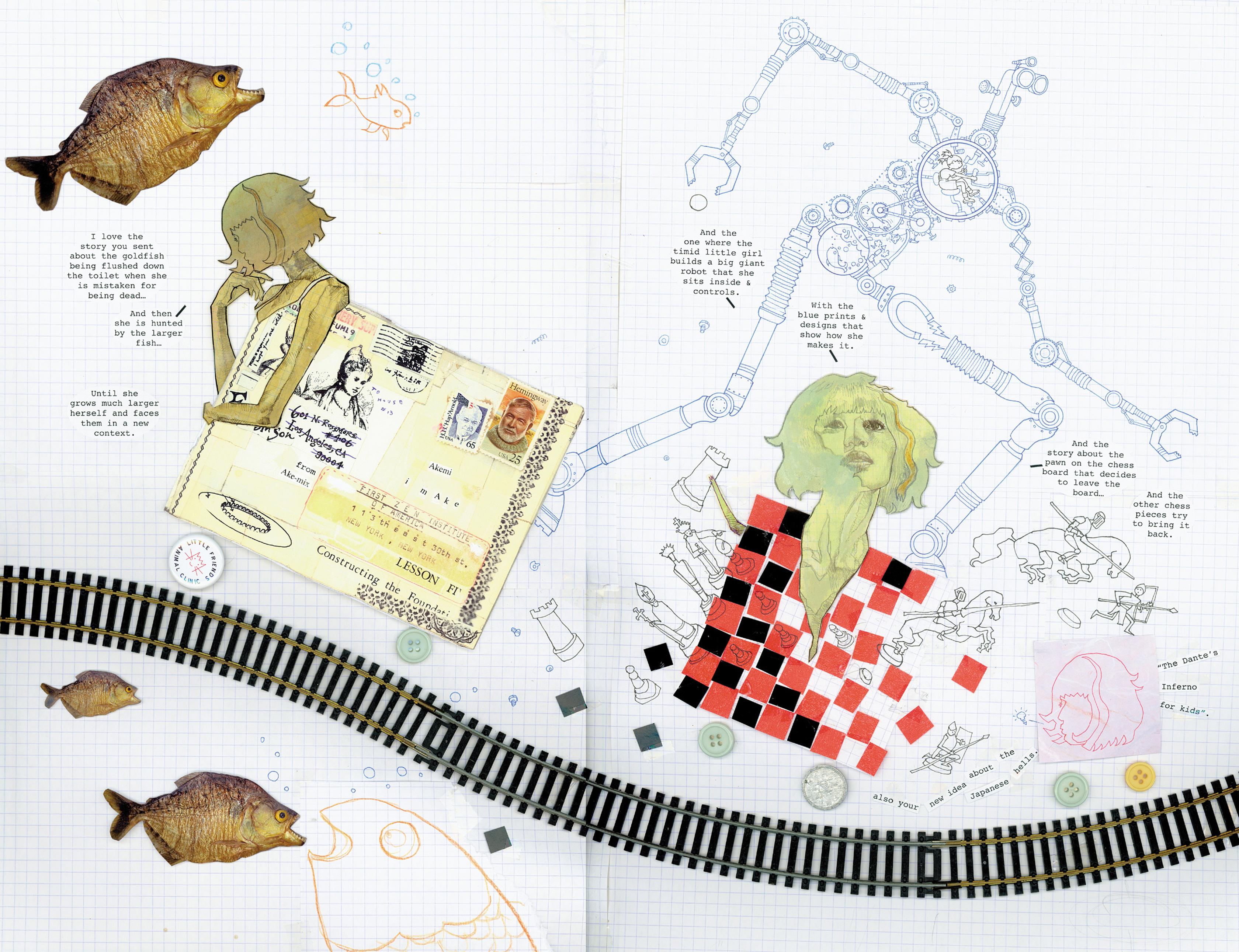 Read online Kabuki (2004) comic -  Issue #7 - 13