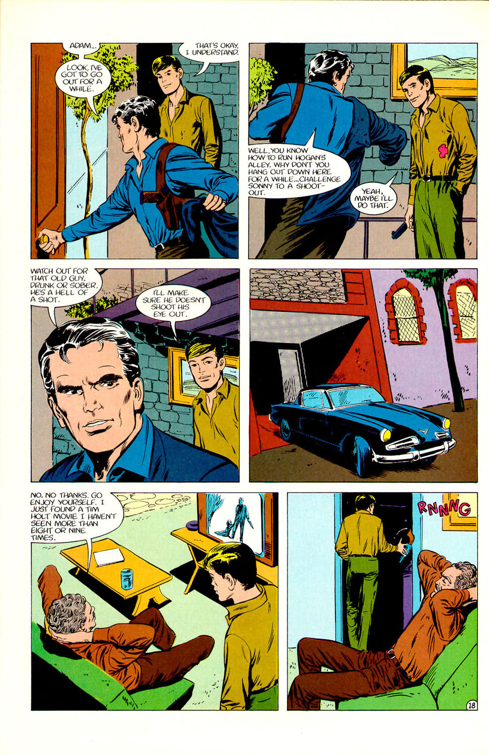 Jon Sable, Freelance issue 51 - Page 20