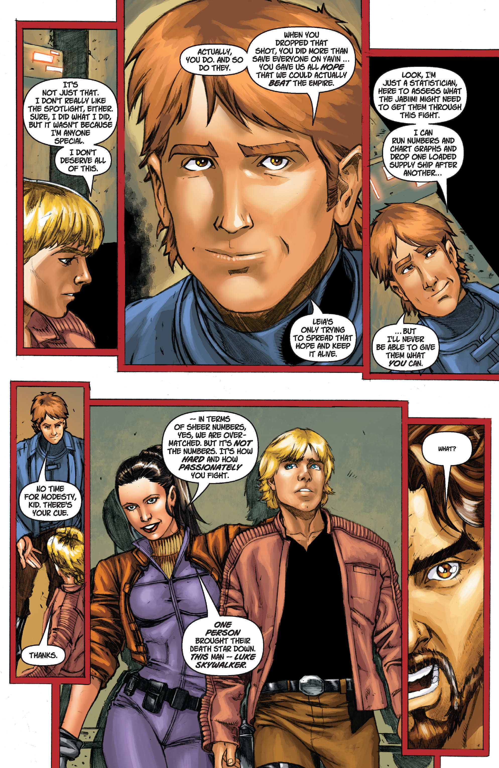 Read online Star Wars Omnibus comic -  Issue # Vol. 20 - 91