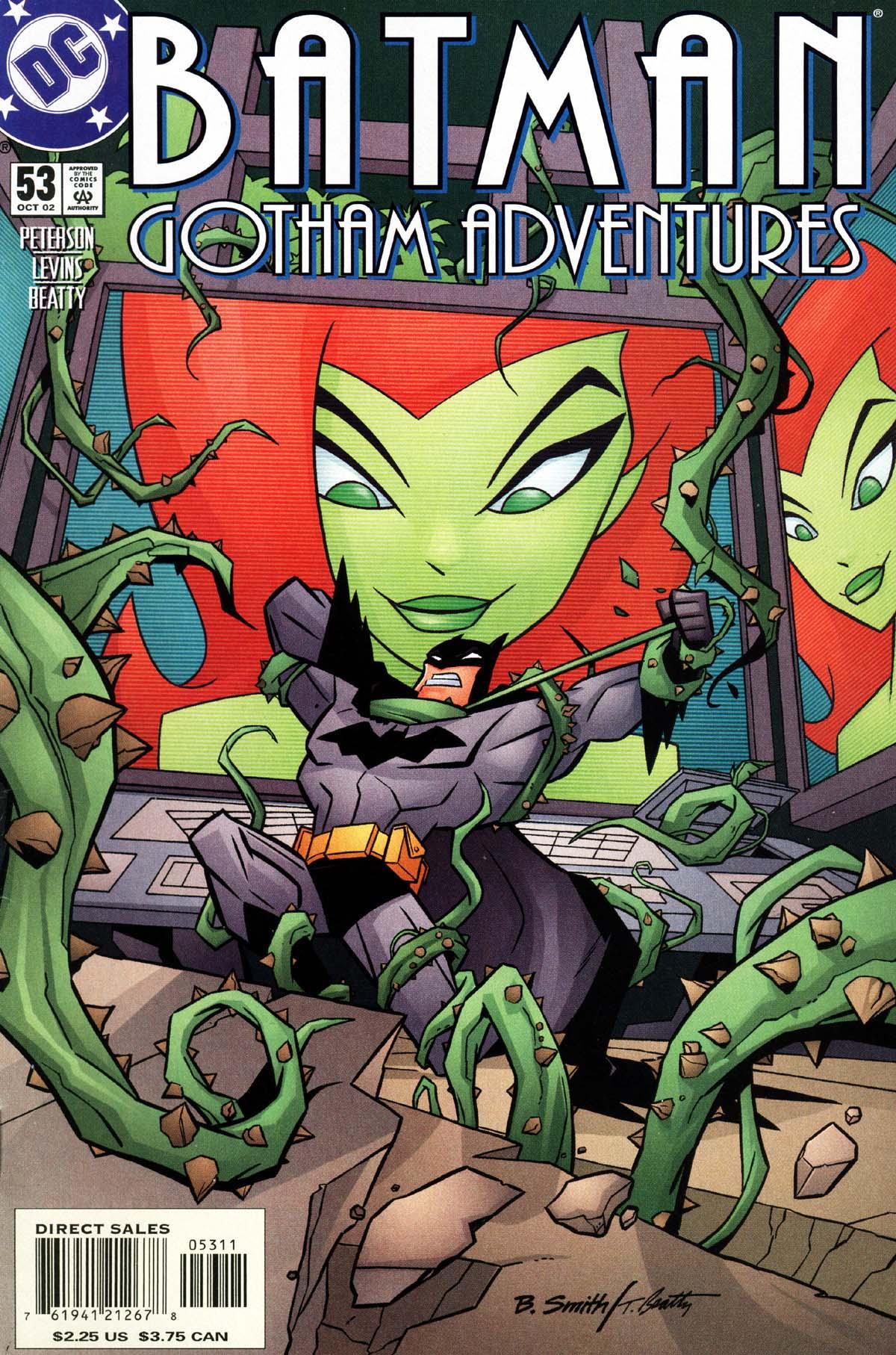 Batman: Gotham Adventures 53 Page 1
