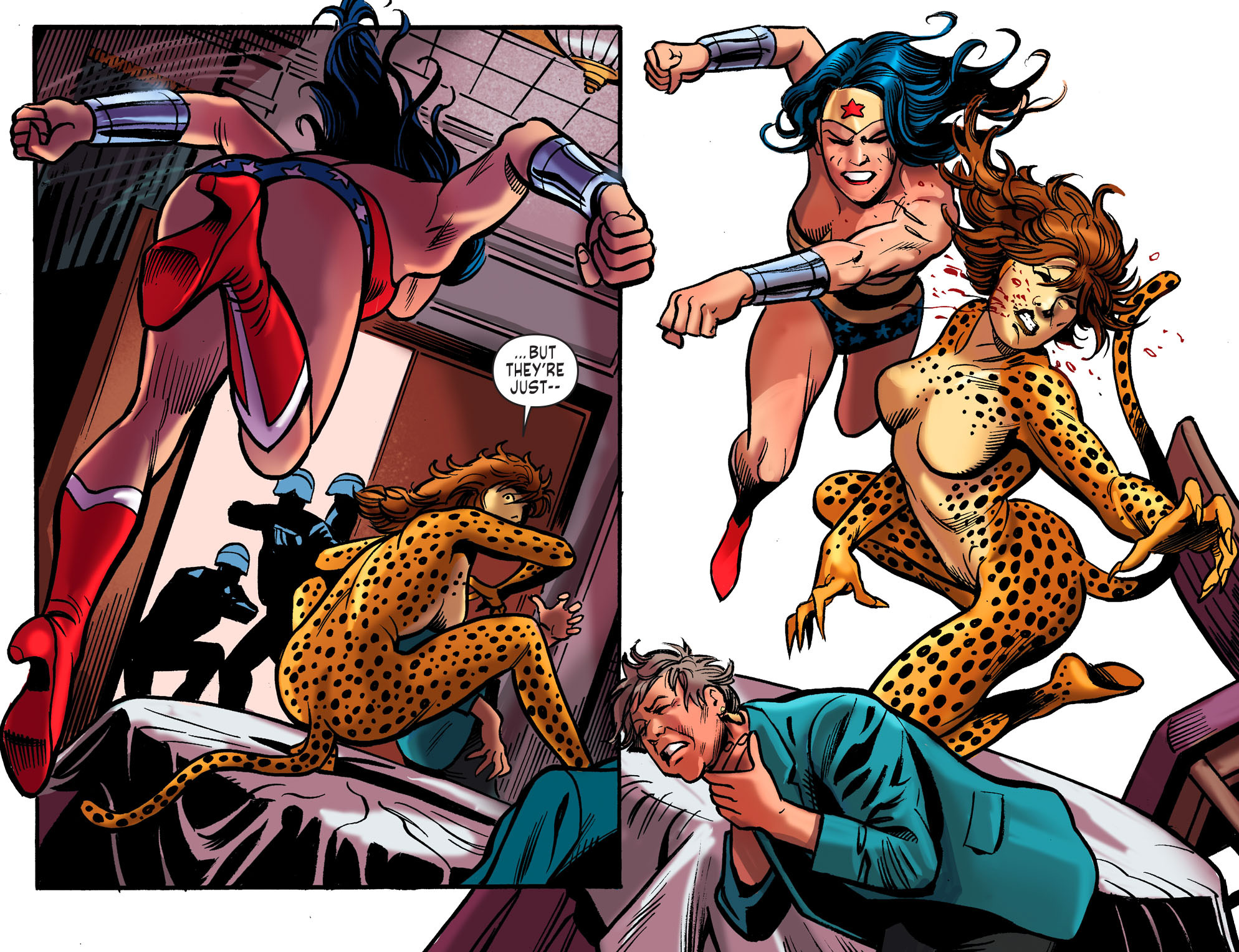 Read online Sensation Comics Featuring Wonder Woman comic -  Issue #41 - 21