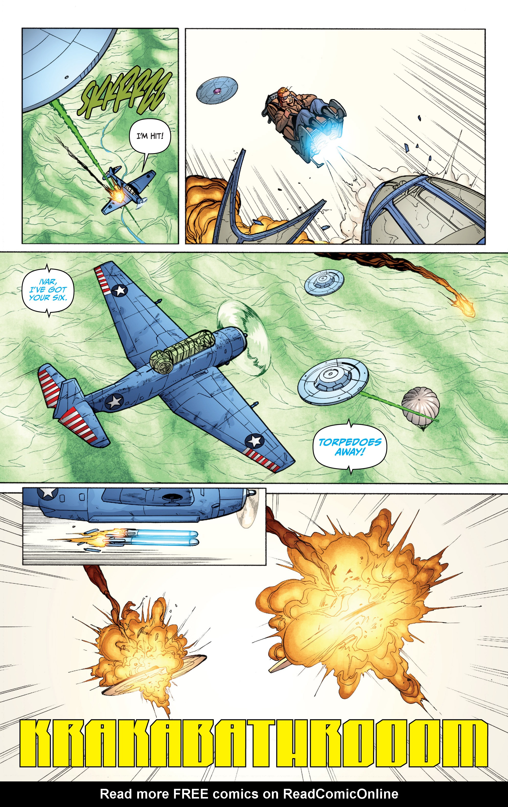 Read online Archer and Armstrong comic -  Issue #Archer and Armstrong _TPB 3 - 110