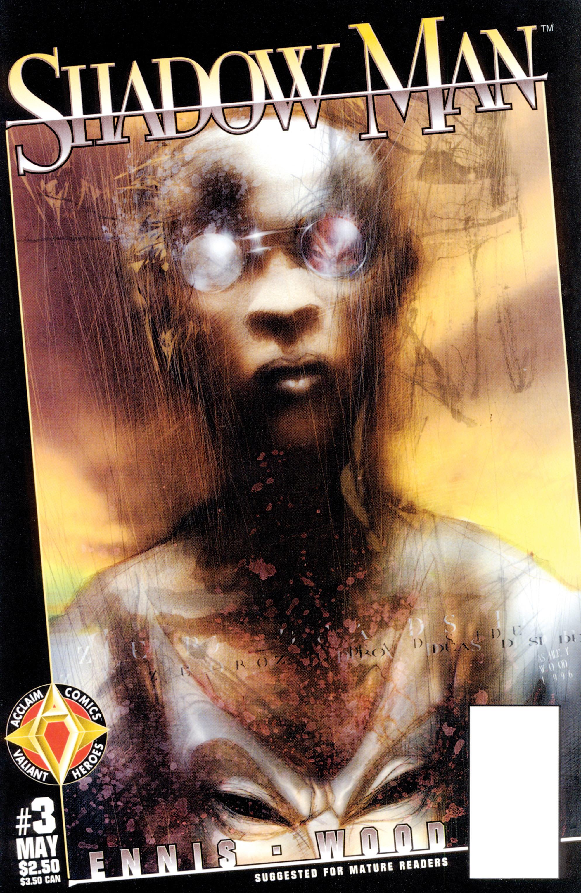 Read online Shadowman (1997) comic -  Issue #3 - 1