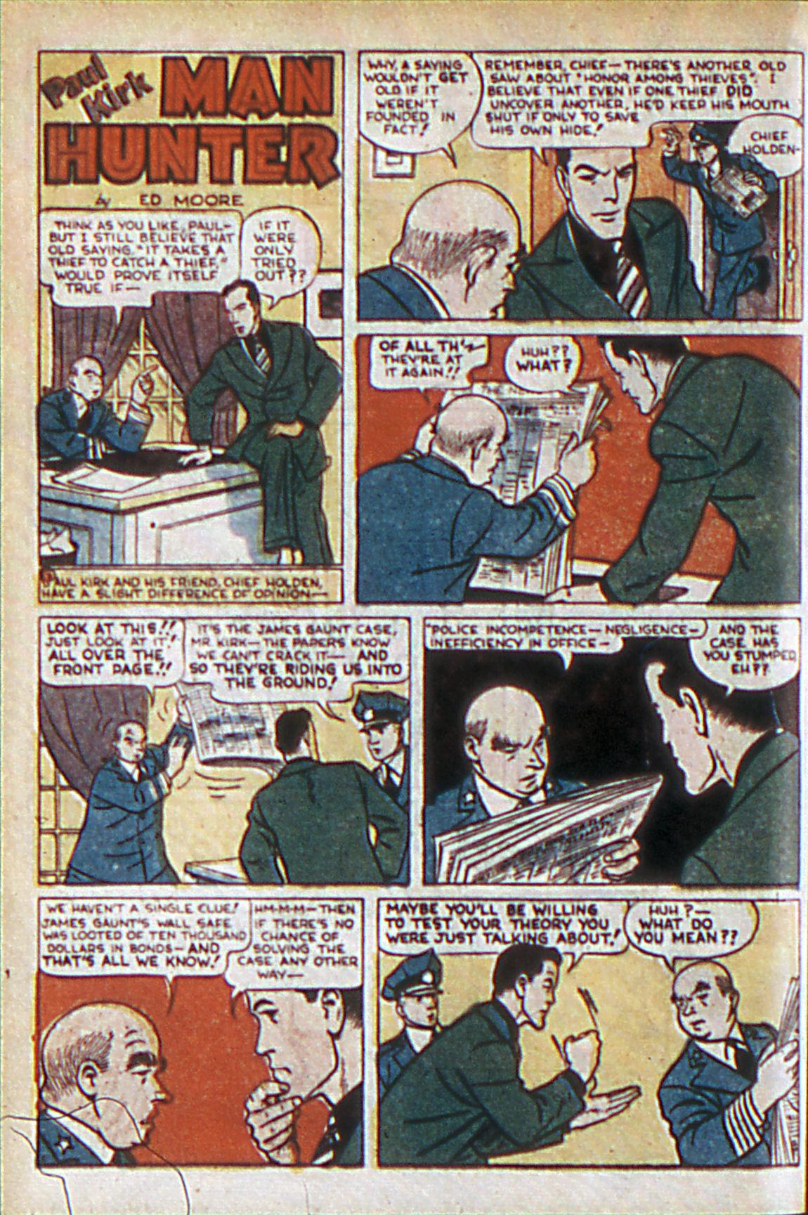 Read online Adventure Comics (1938) comic -  Issue #60 - 41