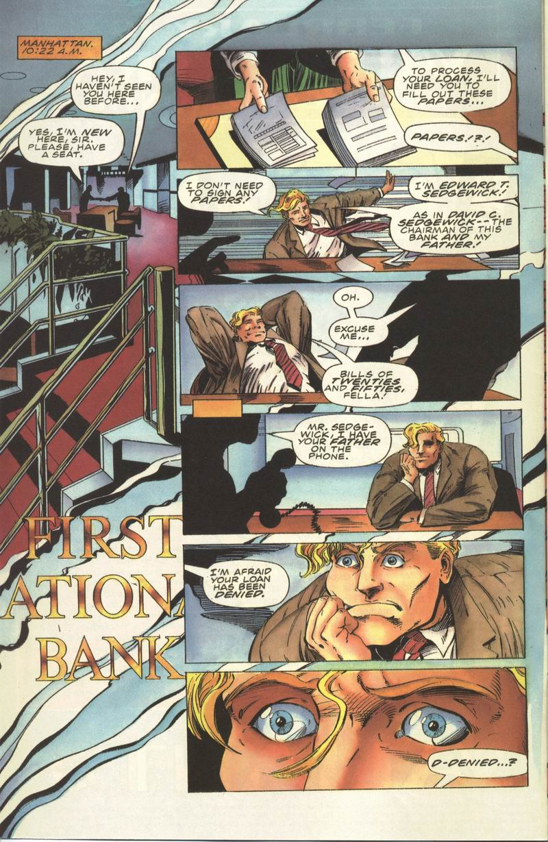 Read online Secret Weapons comic -  Issue #8 - 6