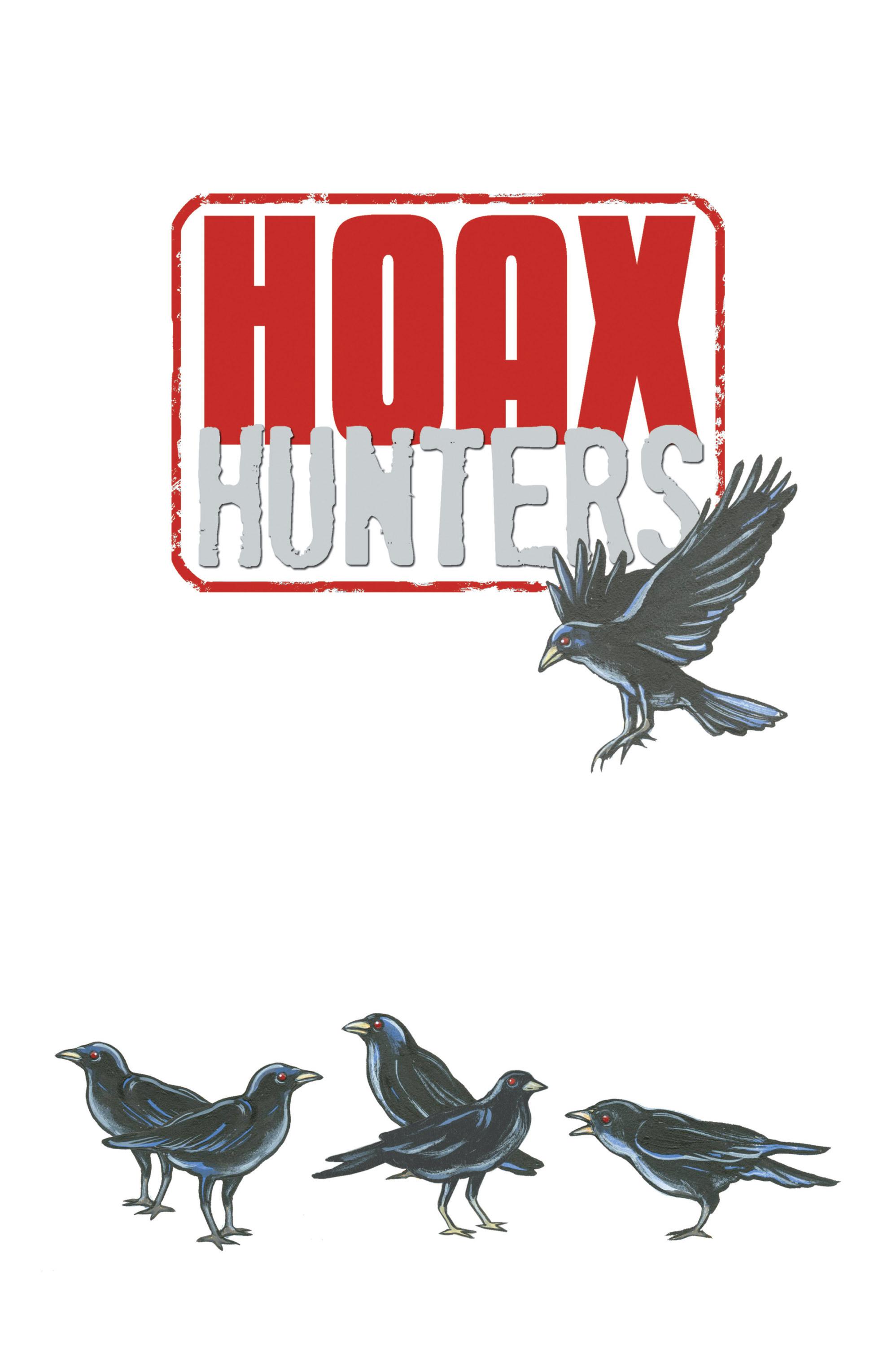 Read online Hoax Hunters (2012) comic -  Issue # TPB 2 - 4