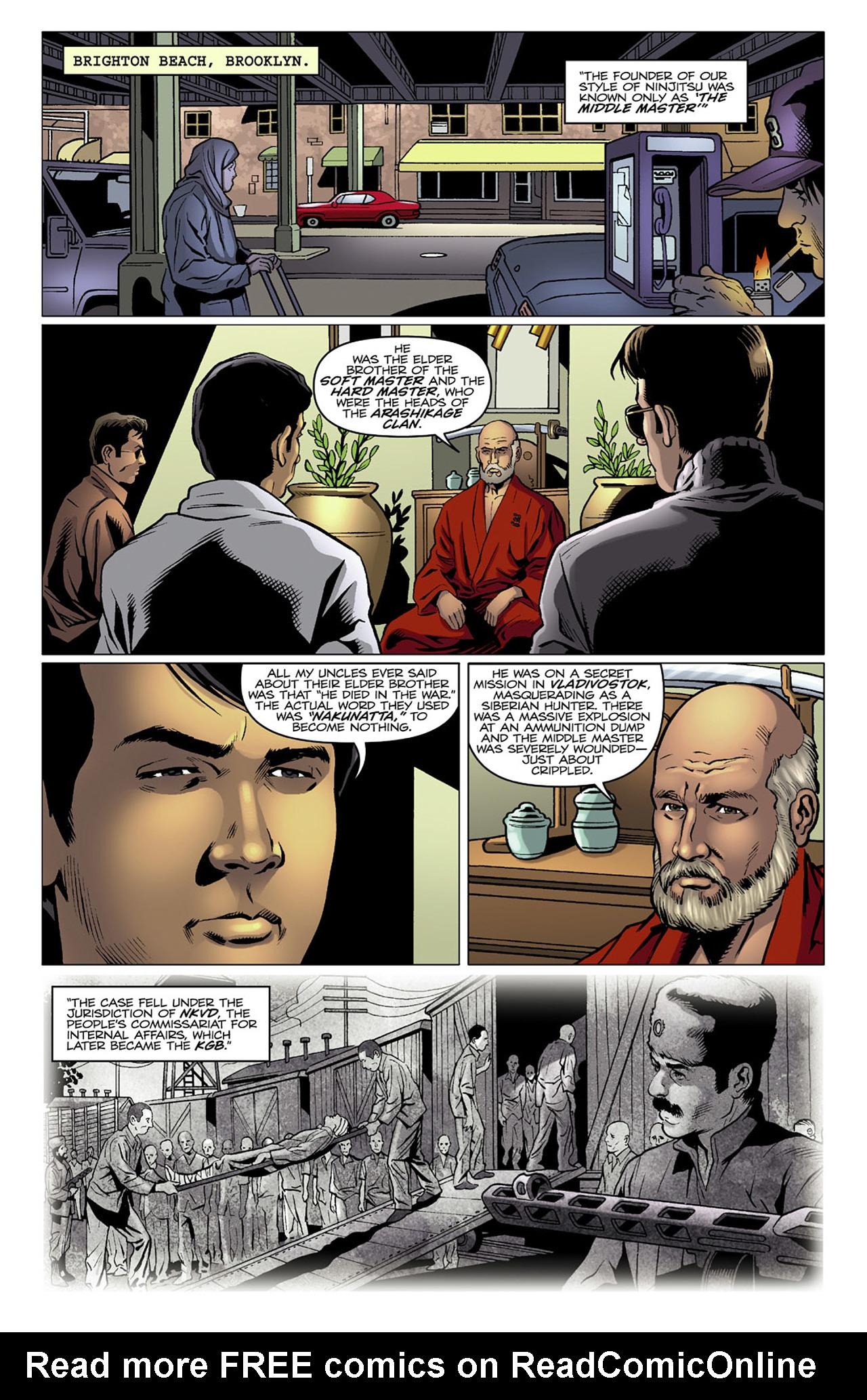 G.I. Joe: A Real American Hero 170 Page 17