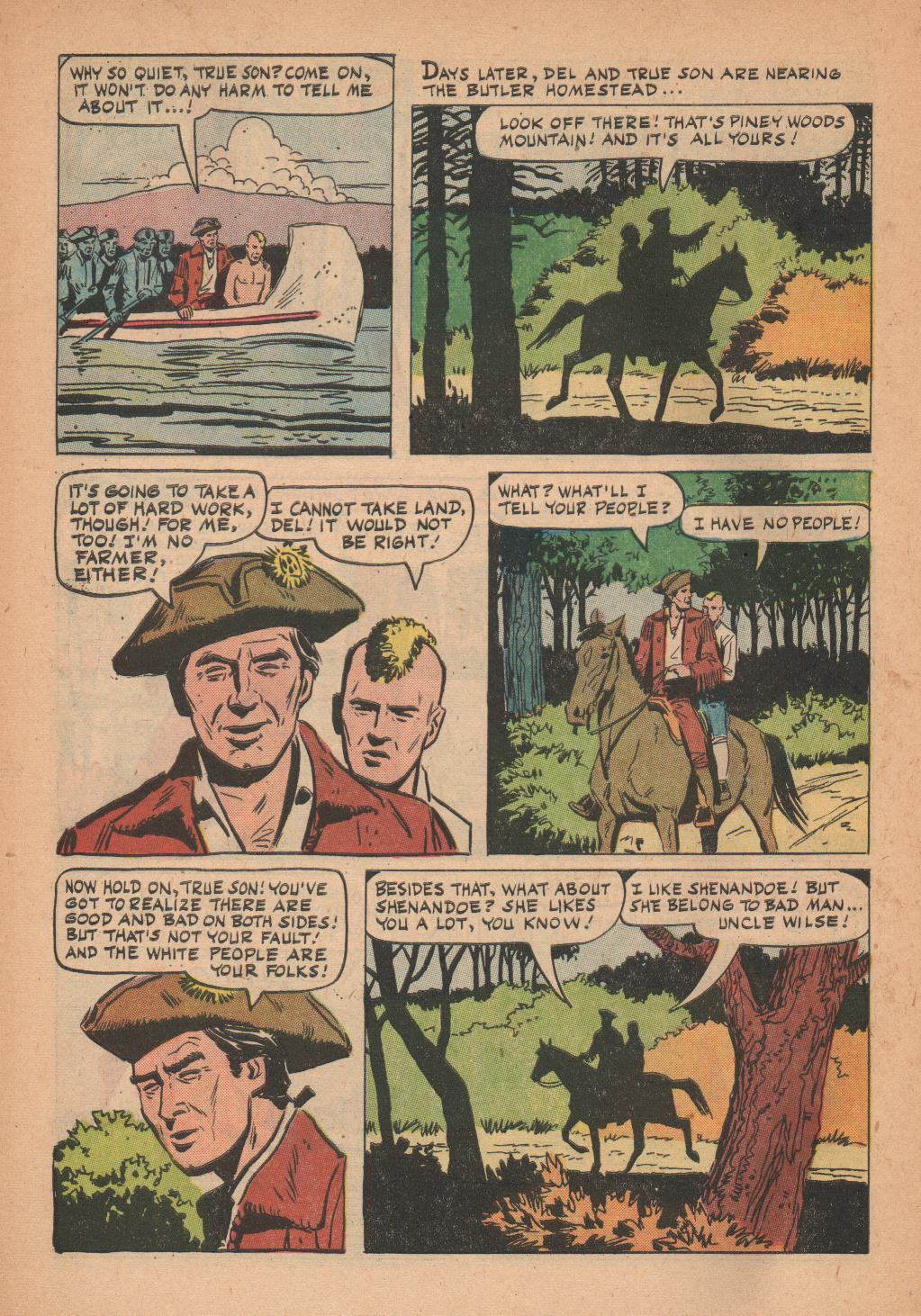 Four Color Comics issue 891 - Page 30