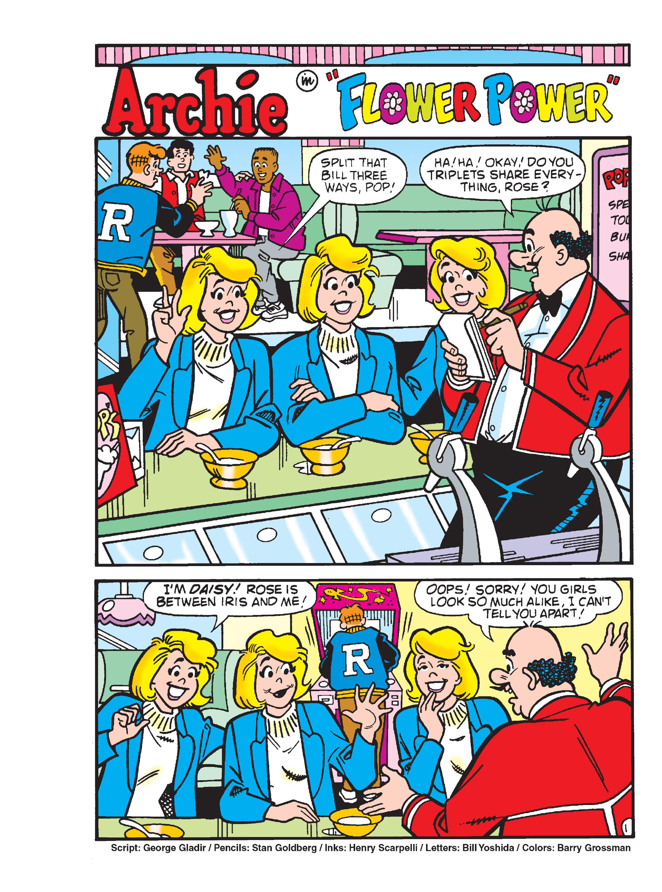 Read online Archie 1000 Page Comics Blowout! comic -  Issue # TPB (Part 3) - 100