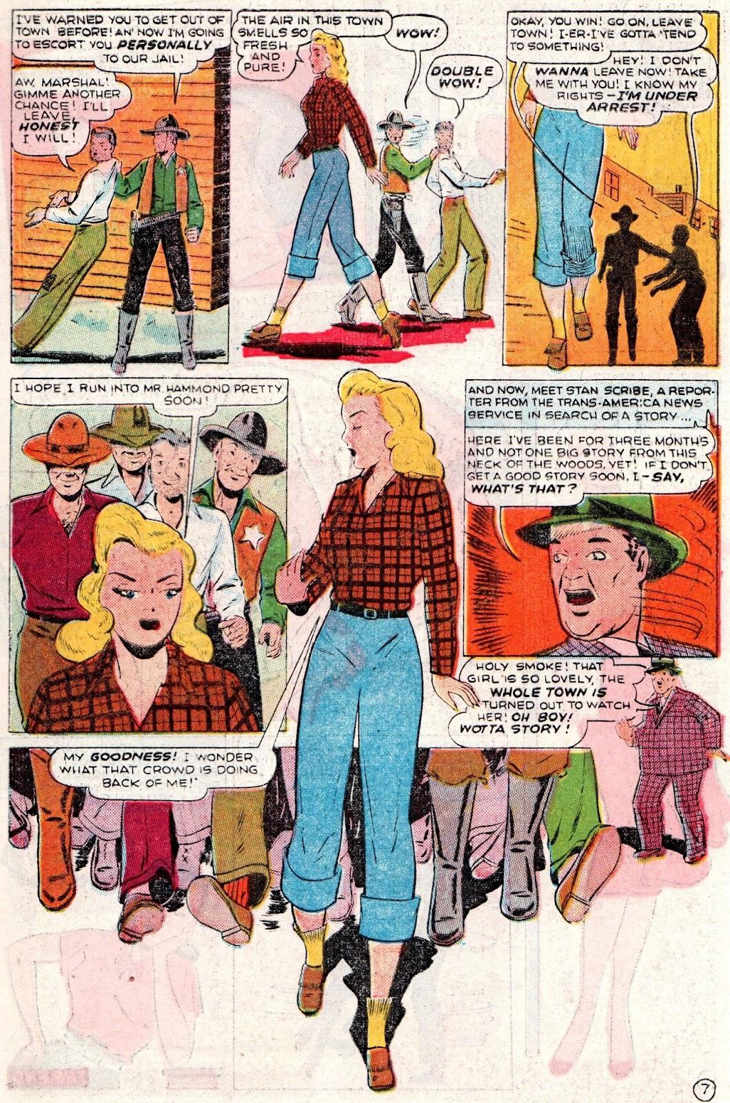 Venus (1948) issue 2 - Page 9