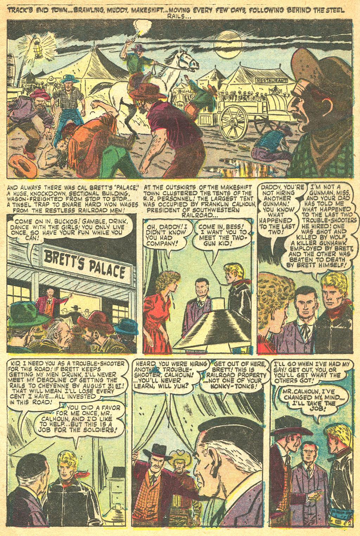 Read online Two-Gun Kid comic -  Issue #11 - 4