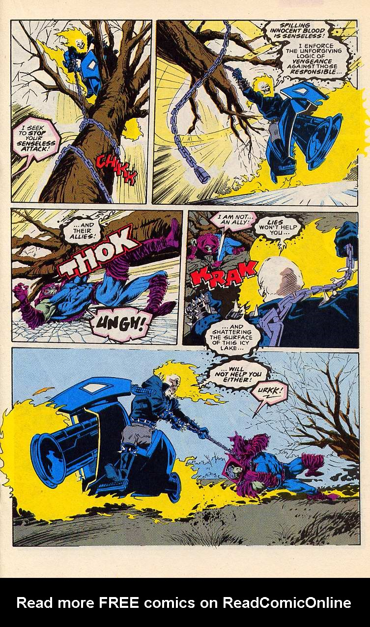 Read online Sleepwalker comic -  Issue #11 - 14
