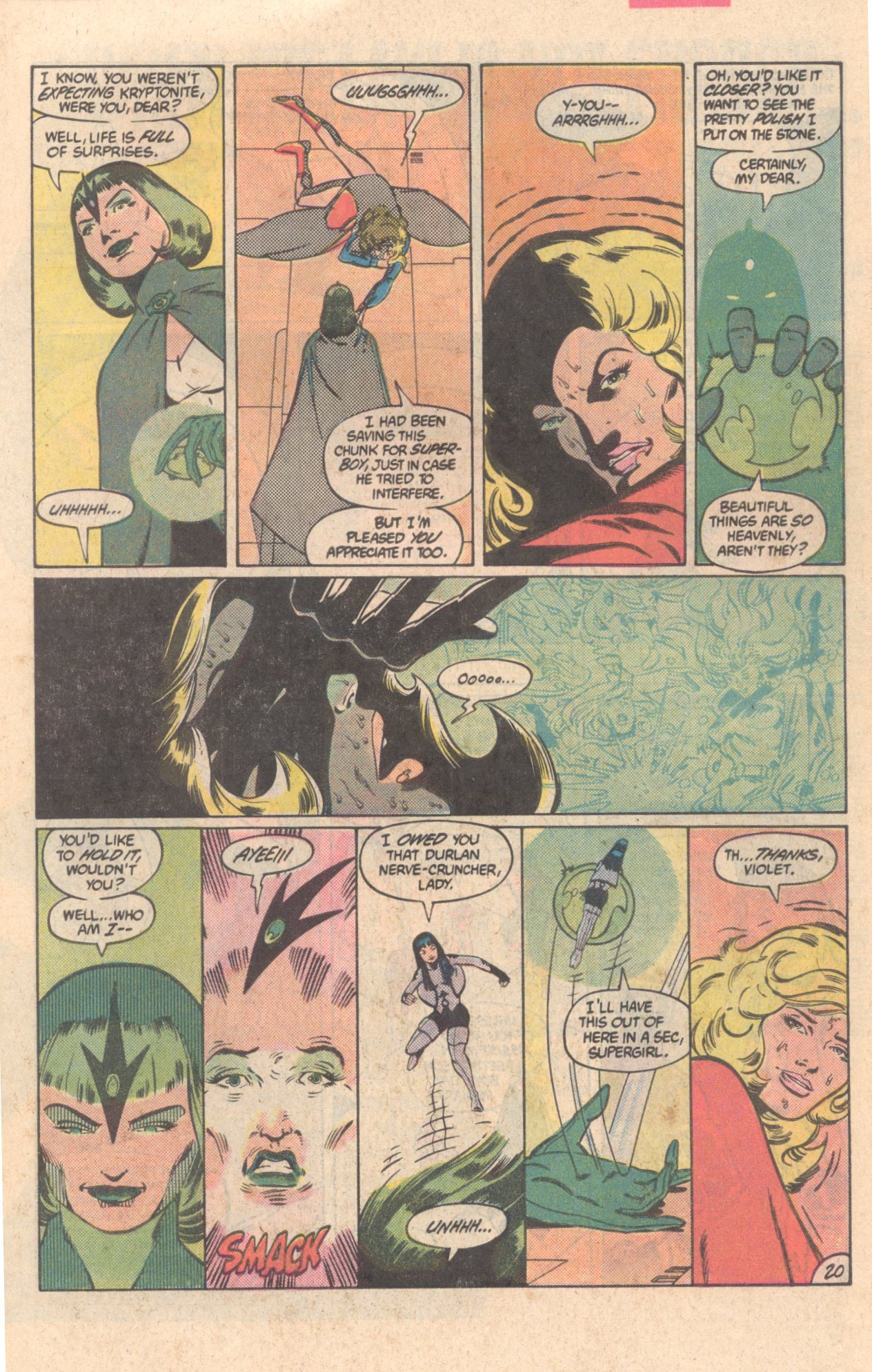 Legion of Super-Heroes (1980) 303 Page 20